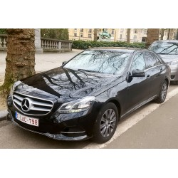 Brussels Airport to City Centre Private Transfer
