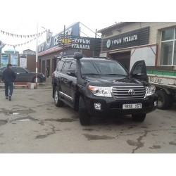 Ulaanbaatar Airport to Ulaanbaatar City Centre Private Transfer