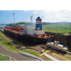 Panama Airport to Panama Canal Layover Tour