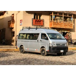 Cusco to Urubamba Private Transfer