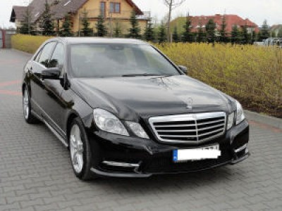 Gdansk Airport to Tczew Private Transfer