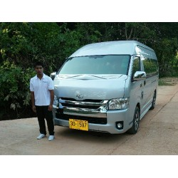 Koh Lanta to Krabi Town Private Transfer