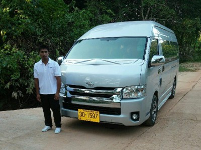 Koh Lanta to Krabi Airport Private Transfer