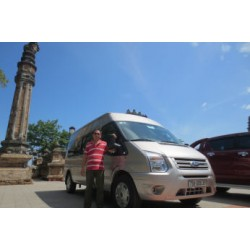 Hoian to Hue Private Transfer
