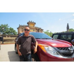 Hue to Danang Private Transfer