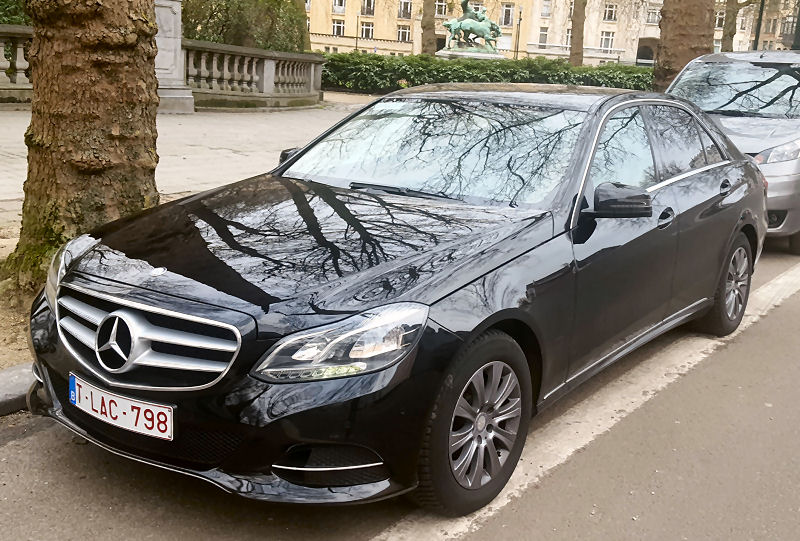 Brussels Airport to City Centre Private Transfer Private Car Transfers