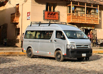Cusco Airport to Cusco City Centre Private Transfer Private Car Transfers